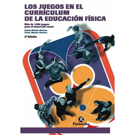 Los juegos en el currículum de la Educación Física - eBook - Juegos De Decoracion De Casas En Halloween
