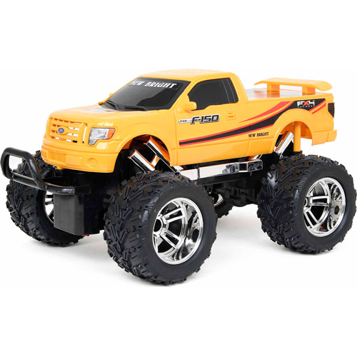 New Bright 1:16 Full-Function Radio-Controlled Ford F-150...