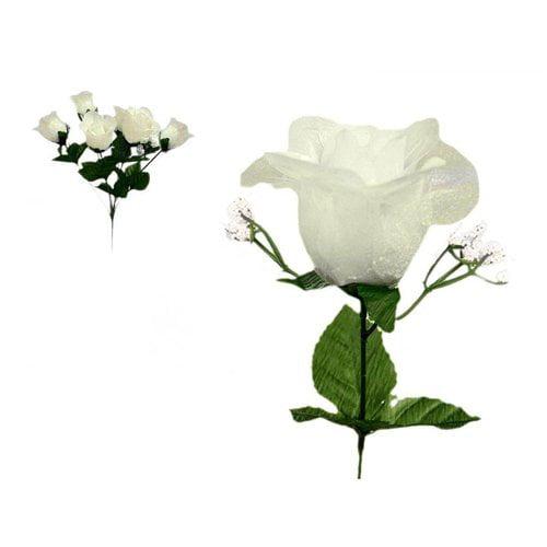 Hikari 84 Organza Rose Buds