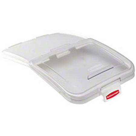 Rubbermaid Commercial Products 9F79 Ingredient Bin Lid & Scoop Commercial Confidential Document Container