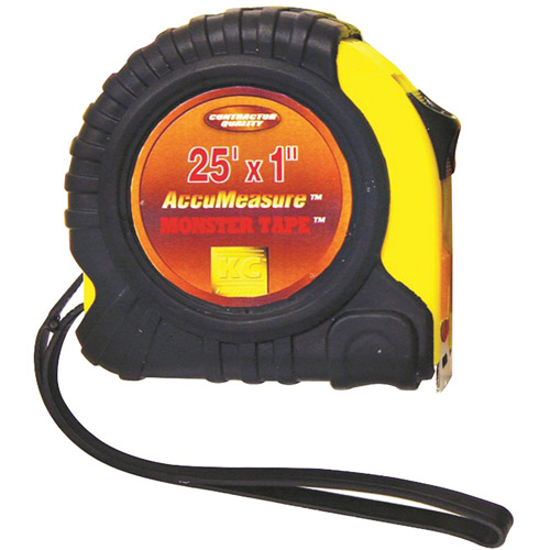 KC Professional 90112 12' Monster Tape Measure