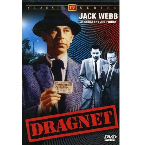 Dragnet: Volumes 1-6