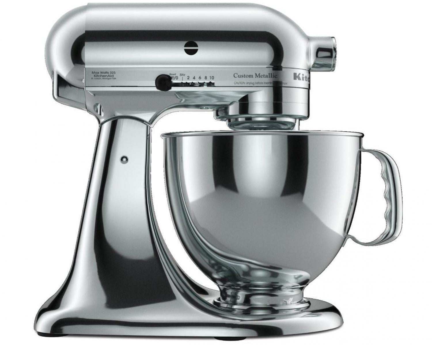 Charmant KitchenAid KSM152 Custom Metallic Mixer Walmart.com