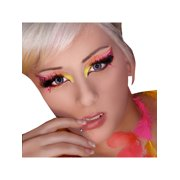 Circa Exotic Eyes Glitter Applications Professional Costume Accessory Dancer