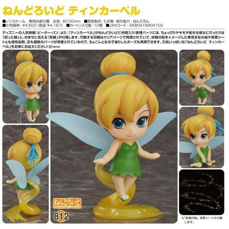 Good Smile Disney Peter Pan Tinker Bell Nendoroid Action Figure (Peter Pan Tinkerbell)