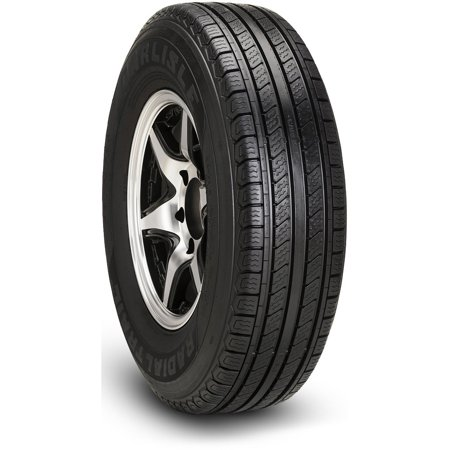 Carlisle Radial Trail HD Trailer Tire - ST205/75R14 D/8