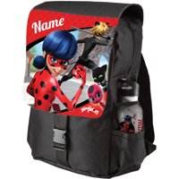 Personalized Miraculous Spots On Claws Out Backpack, Silver