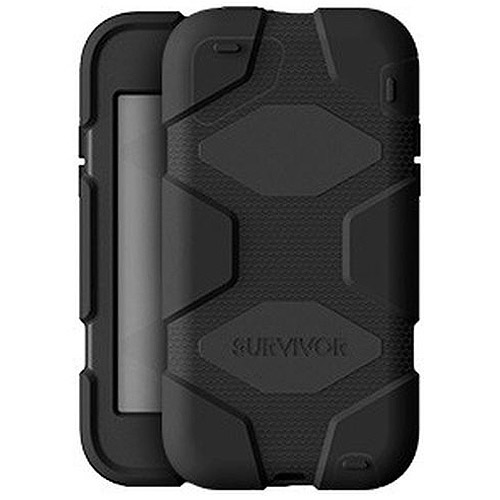 Griffin Survivor Case for Apple iPhone 5C, Black