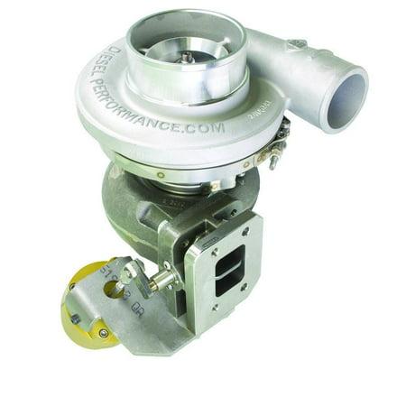 BD Diesel Track Master Turbine Diverter Valve - T4-T4 Mounting