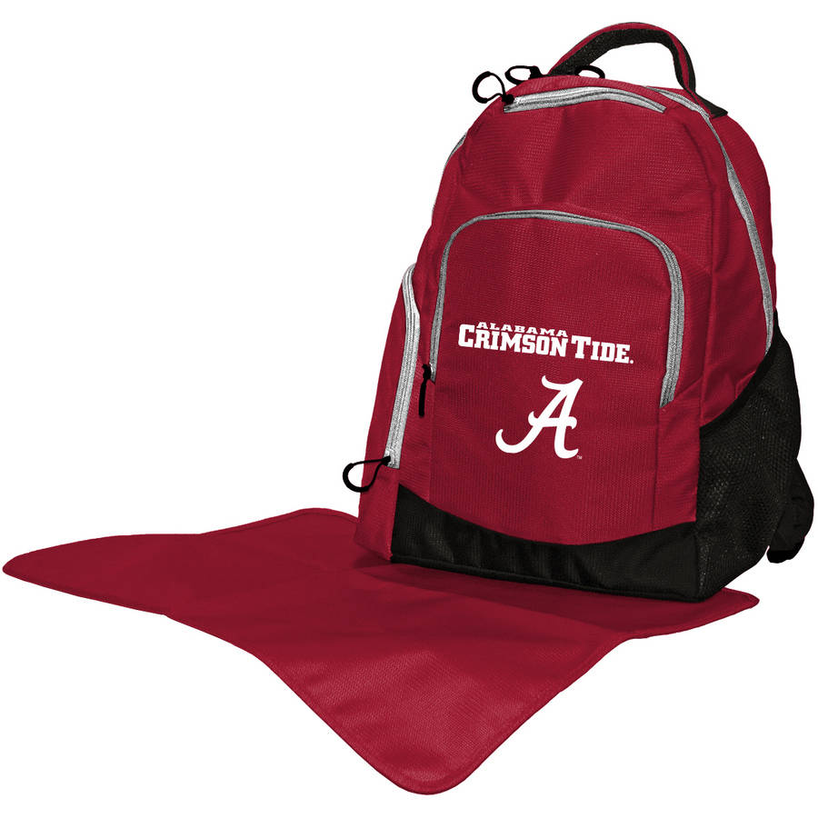 NCAA Collegiate Licensed Diaper Backpack Collection