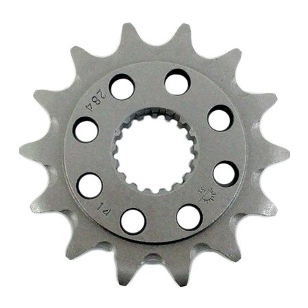 Honda 88-91 CR250R 1991 CRM250 88-01 CR500R JT 14T Carbon Steel Front Sprocket
