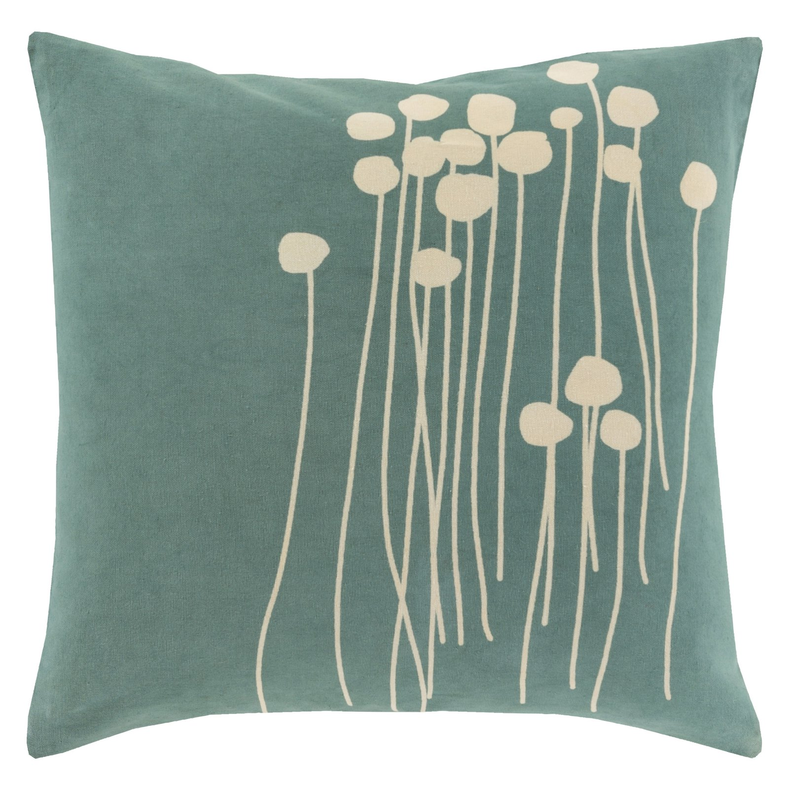 Surya Blooming Buds Decorative Pillow