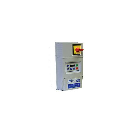 SCHAEFER - BDVFD400-3N4FD VFD Drive Control 3HP 400/480V 3 Phase Filtered  Input/Disconnect NEMA 4X Indoor Only HP3