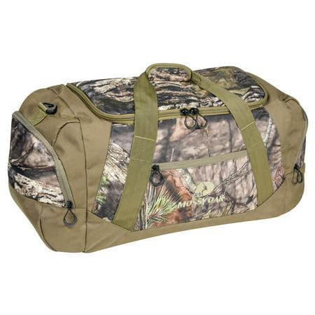 Mossy Oak Broadleaf Medium Duffel Bag Break Up Country (Mossy Oak Duffel)