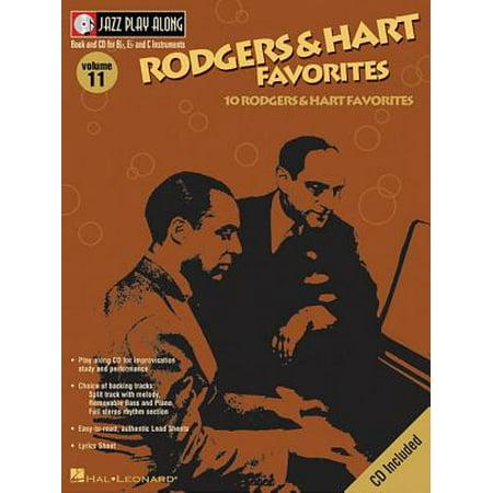 - Rodgers & Hart Favorites