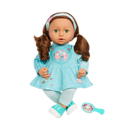 Sophia So Soft with Green Eyes Baby Doll with Brushable (Baby With Blonde Hair And Green Eye)