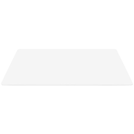 Best Choice Products 47x59in PVC Multi-Purpose Chair Floor Mat Hardwood Protector for Scratch, Scuff, Marking Protection,