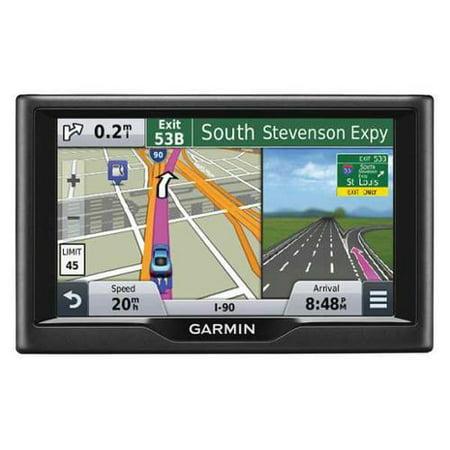GARMIN NUVI67LM GPS Navigator, Real-Time,5.4 Display W G1874559