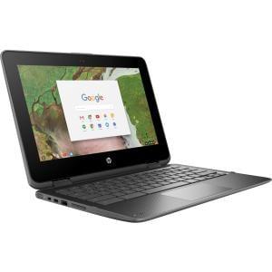 "HP Chromebook x360 11 G1 EE 11.6"" Touchscreen Chromebook Celeron 3350 8GB 32GB"