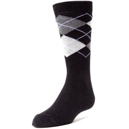 memoi argyle socks for boys | boys dress socks by memoi 8-9. / navy mk 132