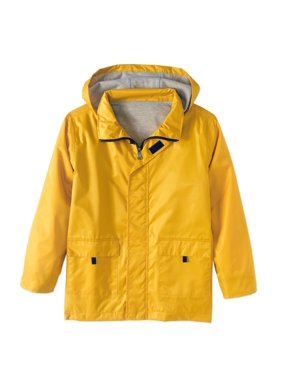 fde999d3a Product Image Lined Rain Slicker Jacket (Little Boys & Big Boys)