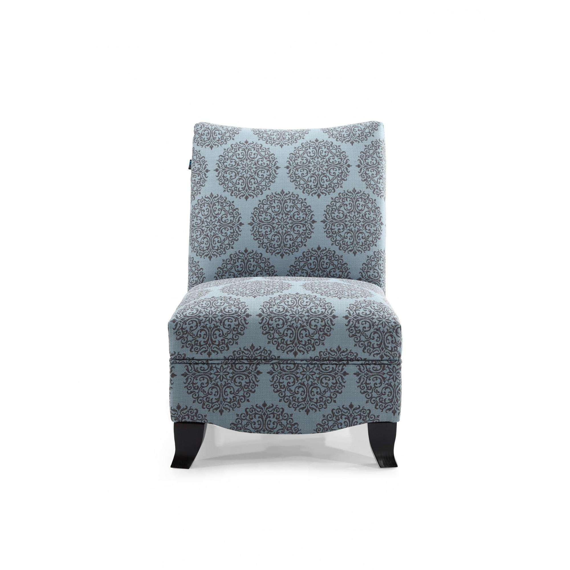 Donovan Gabrielle Upholstered Accent Chair, Multiple Colors