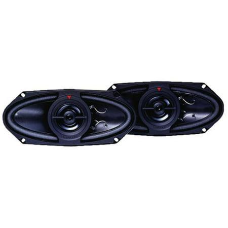 Kenwood Kfc 415C Performance Series 4 X10  Coaxial Car Speakers 320W