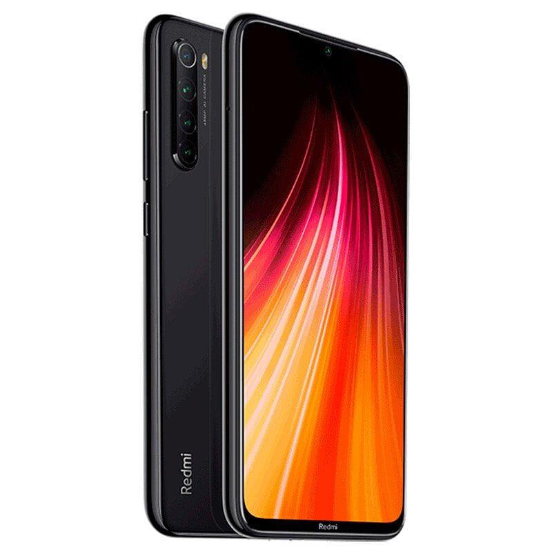 Xiaomi Redmi Note 8 64gb 4gb Ram 6 3 Lte 48mp Factory Unlocked Gsm Smartphone International Version Space Black Walmart Com Walmart Com