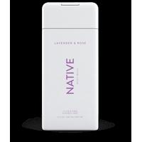 Native Lavender & Rose Body Wash 11.5oz