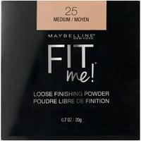 Maybelline Fit Me Loose Finishing Powder, 0.7 oz.