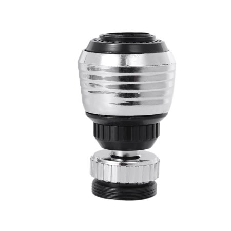 Faucet Aerator Adapters - 360 Rotate Faucet Nozzle Filter Adapter Tap Aerator Diffuser Kitchen