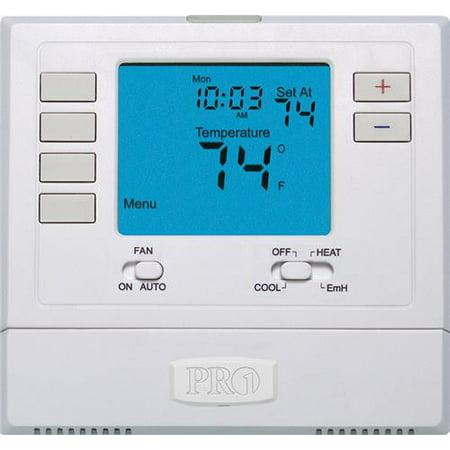 PRO1 T721 Non-Programmable Heat Pump Digital -