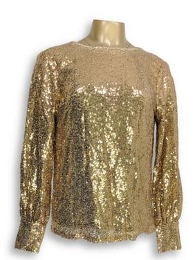 Gold Womens Blouses & Shirts - Walmart com