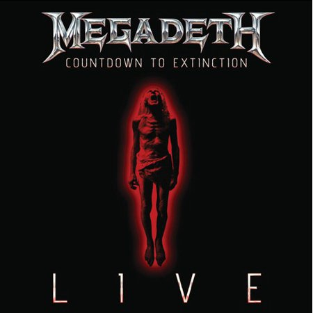 Countdown to Extinction: Live (CD)