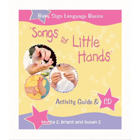 Songs For Little Hands : Activity Guide & CD](Halloween Songs And Activities For Toddlers)