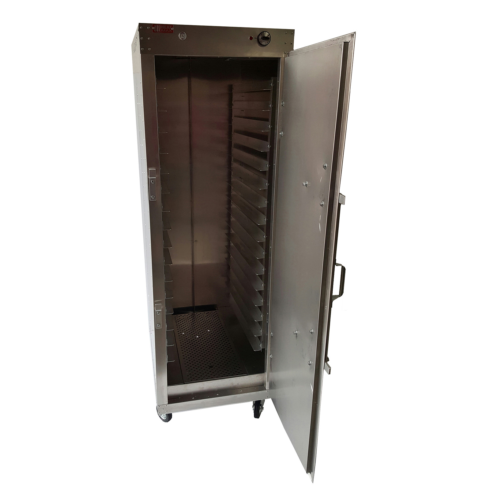 HeatMax 6' Commercial Warming Cabinet Bread Pastry Dough ...