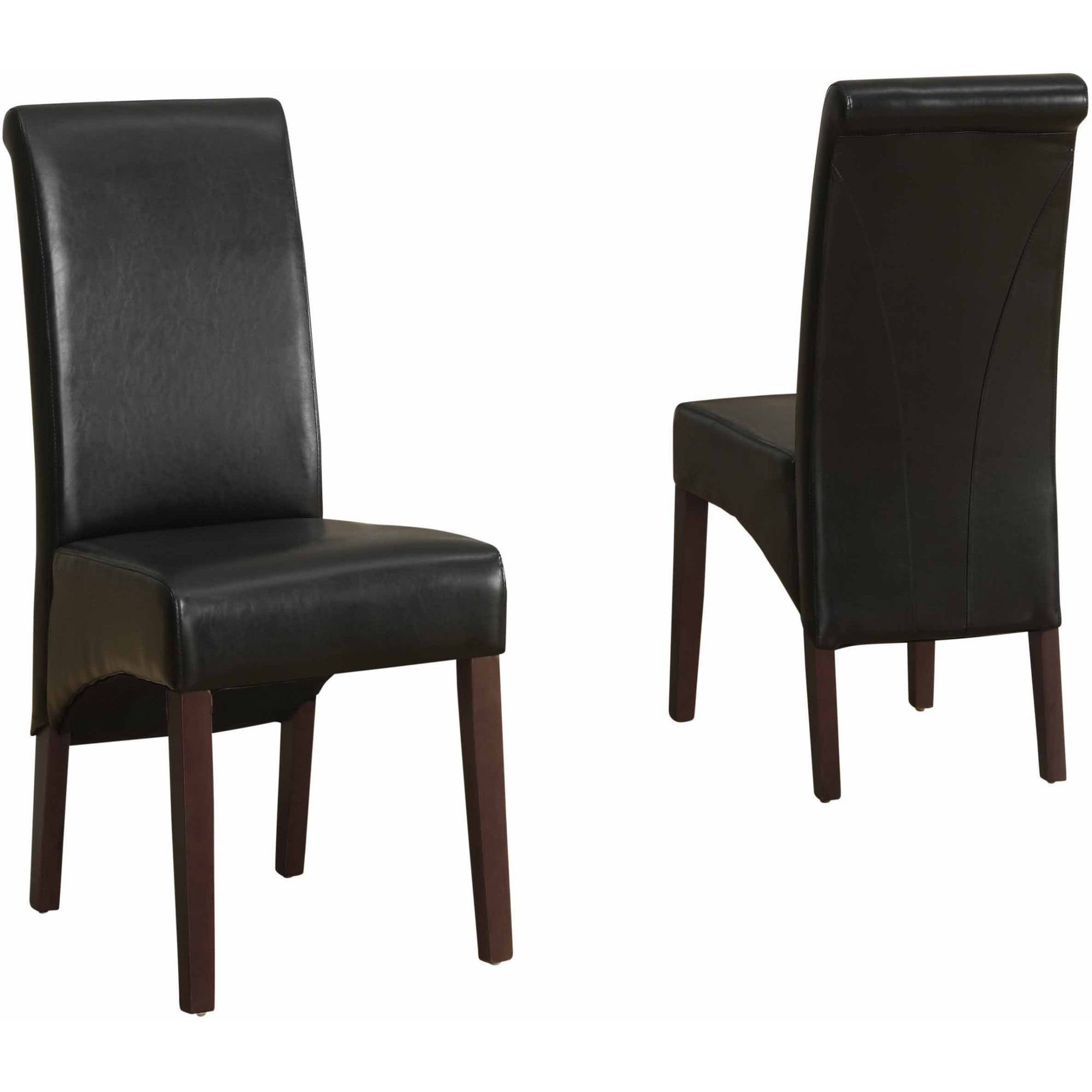 Brooklyn + Max Lincoln Deluxe Parson Dining Chairs, Set of 2