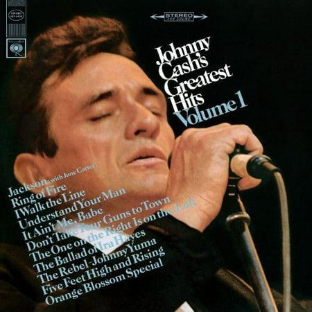 Johnny Cashs Greatest Hits 1  Ltd   Ogv   Vinyl