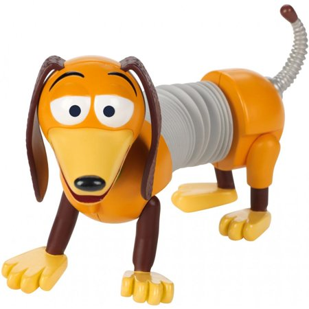 Disney Pixar Toy Story Slinky Figure with Movie-Inspired Details - Baby From Toy Story
