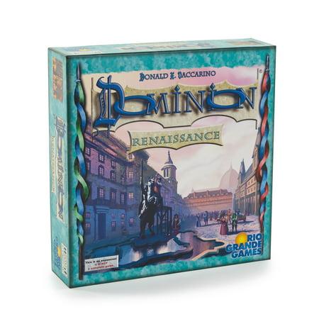 Rio Grande Games Dominion: Renaissance Board Game (Kia Rio Gates)