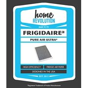 1 Frigidaire Pure Air Ultra Compatible Home Revolution Brand Air Purifying Fridge Filter Replacement, Compare to Part # EAFCBF PAULTRA 242061001 24175