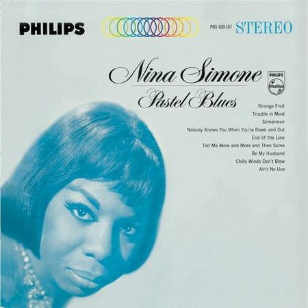 Nina Simone - Pastel Blues - Vinyl (Best Nina Simone Record)