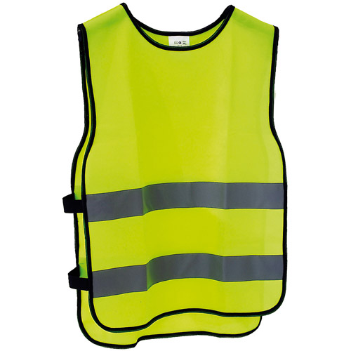 M-Wave Reflective Safety Vest, S-M