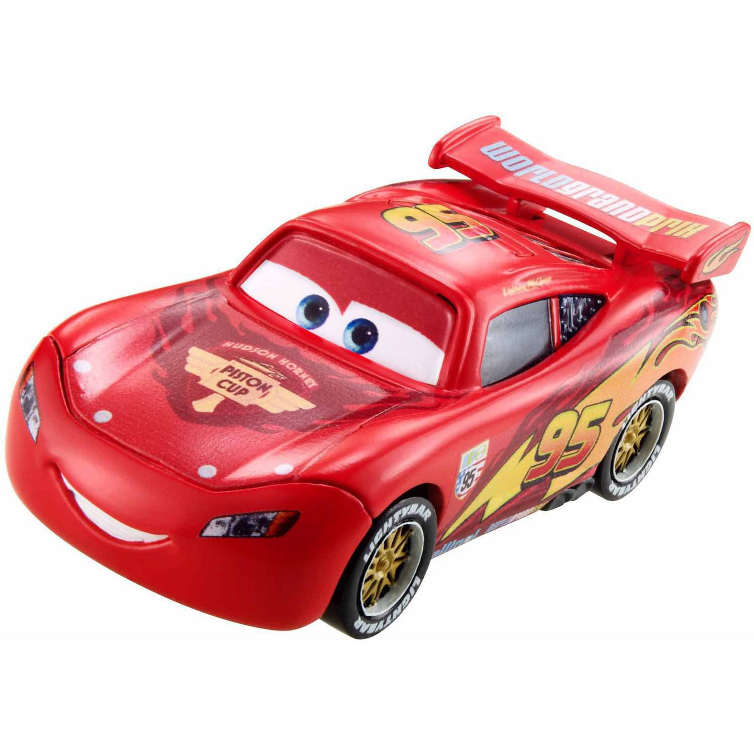 Cars Die-Cast Vehicle, LT McQueen