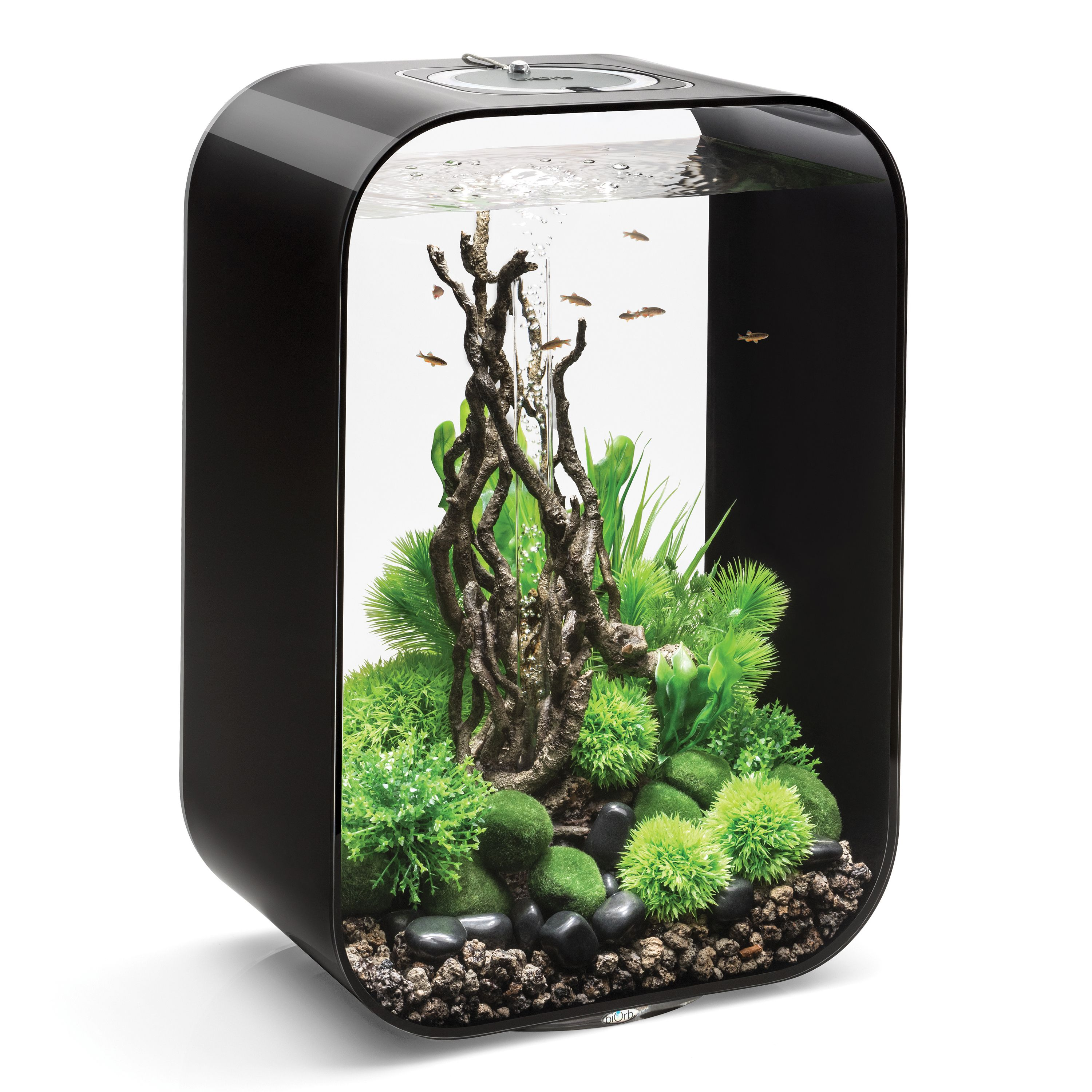 biOrb Life Black Aquarium, 45 Liter