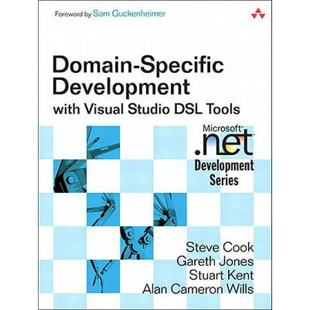 Domain-Specific Development with Visual Studio DSL Tools -
