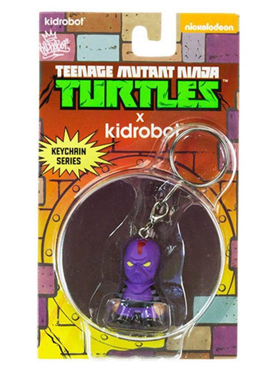Details about  /TMNT Shredder Collectible  Mini Figure Keychain Teenage Mutant Ninja Turtle