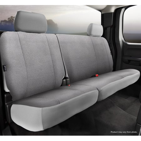 Fabulous Fia Inc Trs42 25 Gray Fiatrs42 25 Gray 07 13 Silverado Sierra 1500 Trs Rear Seat Cover Gray Caraccident5 Cool Chair Designs And Ideas Caraccident5Info