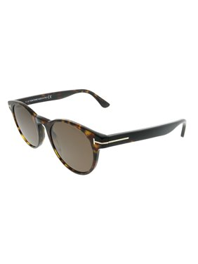 d36de340694 Product Image Tom Ford Palmer TF 522 52E Unisex Round Sunglasses