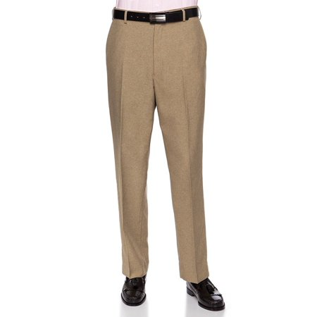 RGM Men's Flat Front Dress Pant Modern Fit - Perfect For Office, Business and Every Day!